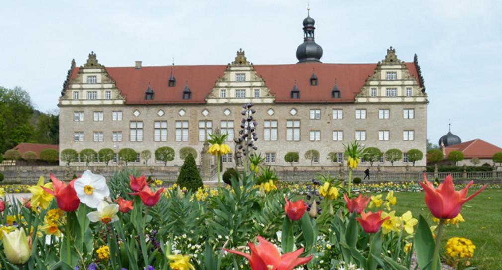 Staatliche Schlösser Und Gärten Sind Beliebte Ausflugsziele An