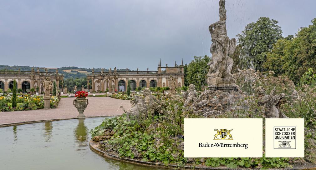 Staatliche Schlosser Und Garten Mit German Brand Award Ausgezeichnet Baden Wurttemberg De